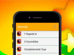 Musica Marisela - A Escondidas 1.0 Screenshot