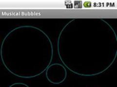 Musical Bubbles 0.7 Screenshot