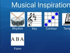 Musical Inspiration Cards 1.1 Screenshot