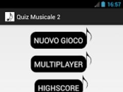 Musical Quiz 2.2 Screenshot