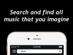 MusicAll Black 1.04 Screenshot