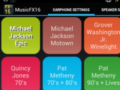 MusicFX16 2.4 Screenshot