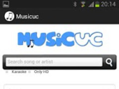Musicuc - Free Music 3.0 Screenshot