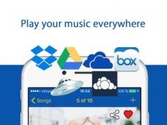 MusiNext Pro Offline MP3 & FLAC Cloud Music Player 1.1 Screenshot
