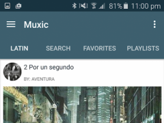 Muxic - Unlimited Free Music 1.0.3 Screenshot