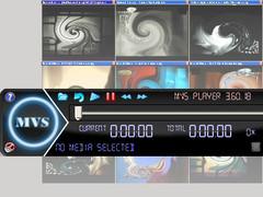 MVS Player 4.26.04 Screenshot