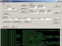 MvxLib 0.3 Screenshot