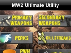 MW2 Ultimate Utility -- A Modern Reference Guide for a Warfare Based Game 2 2.0 Screenshot
