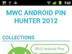 MWC Android Pin Hunter 1.2 Screenshot