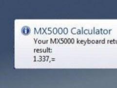 MX5000 Library .NET 0.1.4 Screenshot