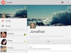 Mxit beta 7.2.1.108 Screenshot