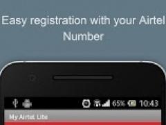 My Airtel Lite 1.1 Screenshot
