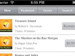My Audio Books 1.1 Screenshot