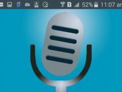 My Audio Call Recorder 1.1 Screenshot