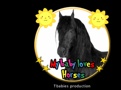 My baby loves horses  Screenshot