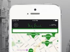 My Bank - Where is my nearest cashier 1.1 Screenshot