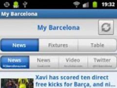 My Barcelona News 1.0.1 Screenshot