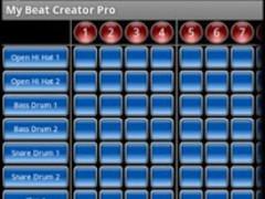 My Beat Creator Pro 1.02 Screenshot