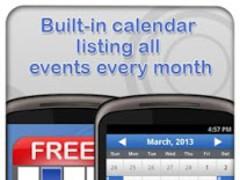 My Birthday Calendar 1.0 Screenshot