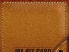 My Biz Card 1.2 Screenshot