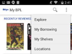 My BPL 4.0 Screenshot