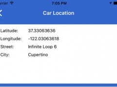 My Car Finder - Navigate Back To Your Car 1.0 Screenshot