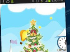 My Christmas Wonderland LWP 12.0.0 Screenshot