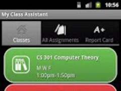 My Class Assistant 1.1.0 Screenshot