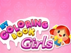 My Coloring Book: Girls - Fun Drawing Game 1.0.2 Screenshot