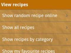 My Cook Book 1.0.5 Screenshot