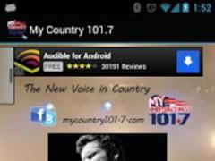 My Country 101.7 5.5 Screenshot