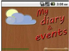My Diary & Events 2.1.6 Screenshot