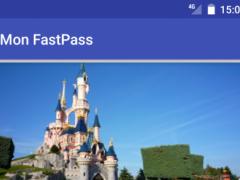 My FastPass (Paris) 1.3.0 Screenshot