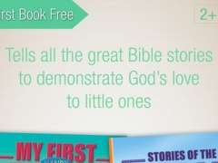 My First Bible: Bible picture books and audiobooks for toddlers 2.0 Screenshot