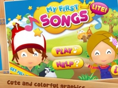 My First Songs Lite - Music game for kids and toddlers. Catch the rhythm and sing along popular children songs! 1.5.0 Screenshot