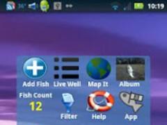 My Fishing Journal Widget 1.4.0 Screenshot