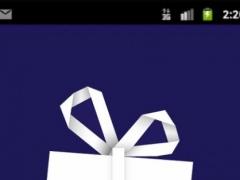 My Gift - Present Advisor 1.0.1 Screenshot