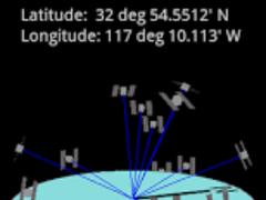 My GPS Satellites 3D 1.4.9 Screenshot