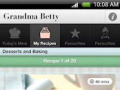 My Great Recipes  Screenshot