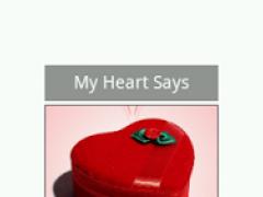 My Heart Says... 4.4.4 Screenshot