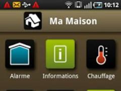 My Home Delta Dore 1.0.8 Screenshot