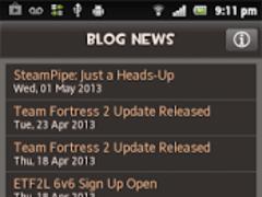 My Hub for TF2 2.3.3 Screenshot
