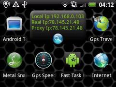 My Ip Widget 1.0 Screenshot