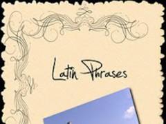 My Latin Phrasebook 1.3 Screenshot