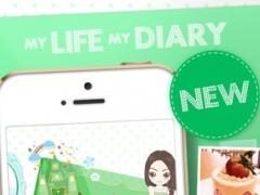 My Life My Diary 1.2 Screenshot