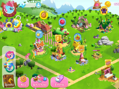 Review Screenshot - Kids Game – Have Fun Playing with Ponies