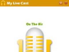 My Live Cast 1.7.2 Screenshot