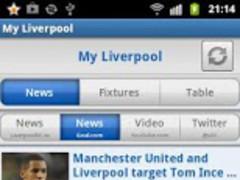 My Liverpool News 1.0.1 Screenshot