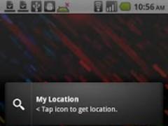 My Location Widget 6.0 Screenshot