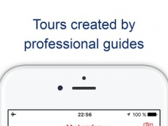My London - City Guide with audio guide walks of London (lite version of the guidebook) 1.0 Screenshot